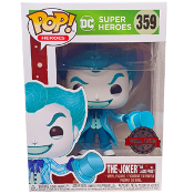 Hero Stash DC Super Heroes - The Joker as Jack Frost Holiday