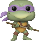 Funko POP Vinyl 1990-Donatello Teenage Mutant Ninja Turtle