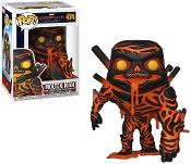 Funko POP! Spider Far from Home: Molten Man