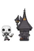 Nightmare before Christmas POP! Town Vinyl Figure Jack & Jack's