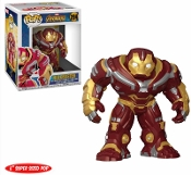 Avengers Infinity War Super Sized POP! Movies Figure Hulkbuster